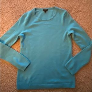 Talbots Cashmere Crew Neck Sweater size Small